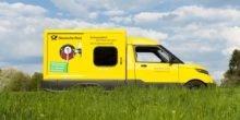 DHL übernimmt Elektroauto-Hersteller