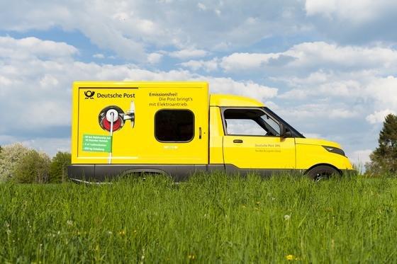 Der erste Prototyp des Streetscooter für die Deutsche Post wurde 2012 vorgestellt.