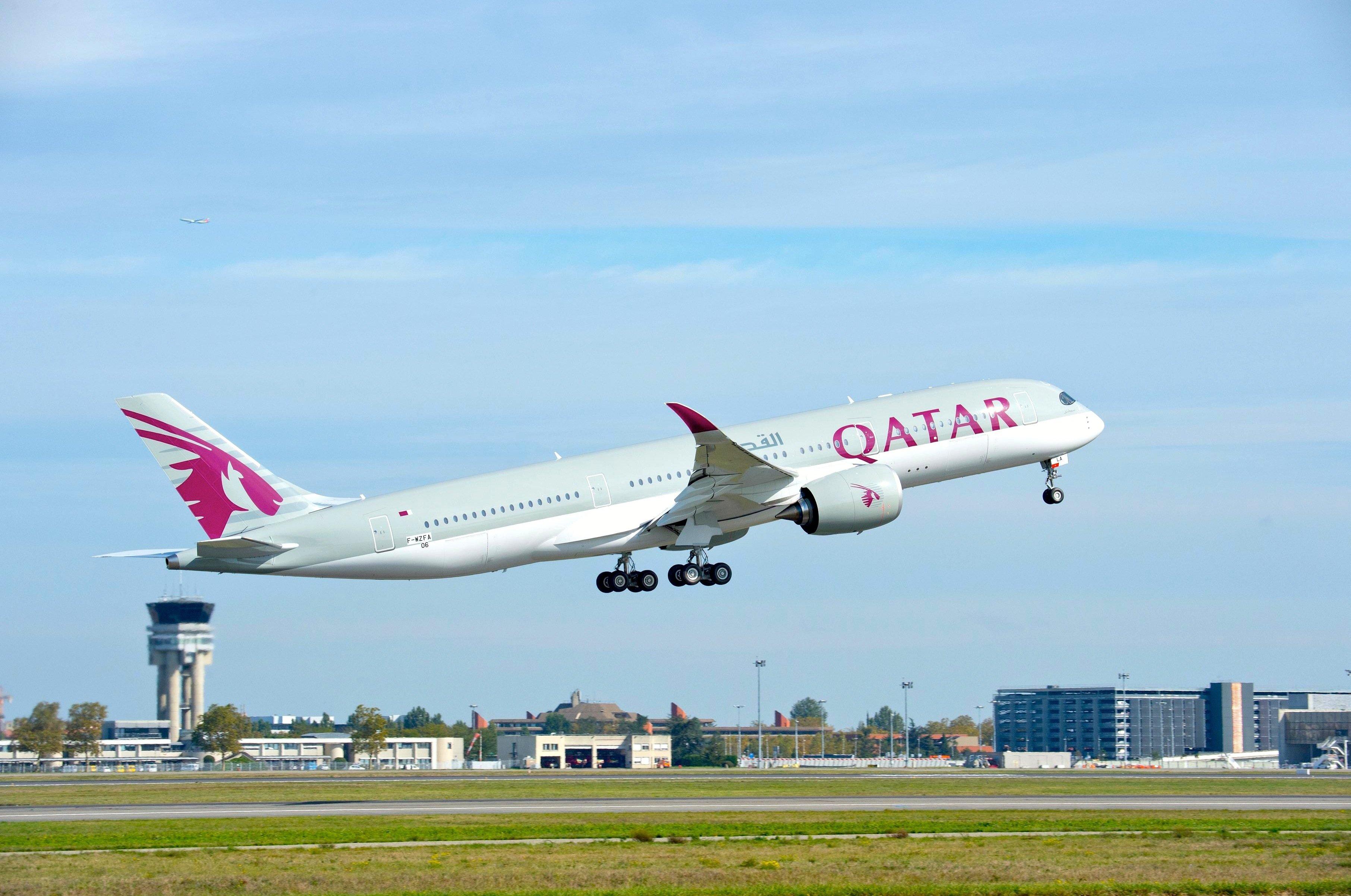 Die erste A 350 für Qatar Airways sollte am kommenden Samstag ausgeliefert werden. Die Fluggesellschaft hat die Auslieferung ohne Nennung von Gründen abgesagt. Laut Airbus-Chef Enders ist die Maschine fertig und bereit für die Auslieferung.