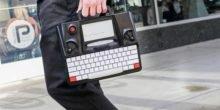 E-Ink-Schreibmaschine lässt Herz der Nostalgiker höher schlagen