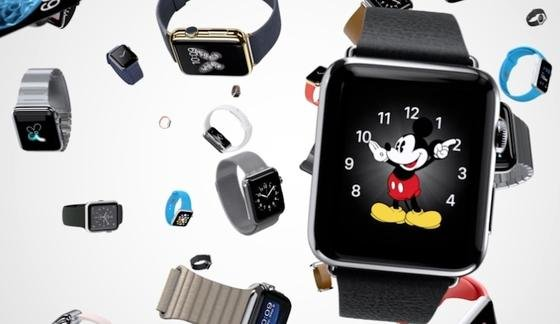 Die Apple Watch gibt es in verschiedenen Designs.