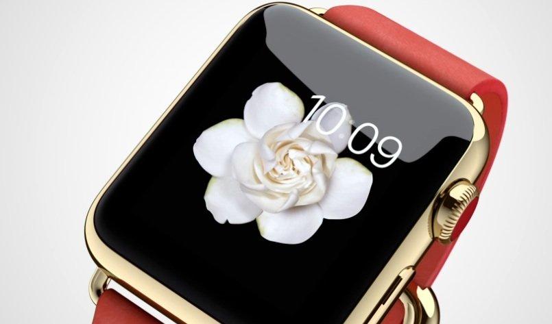 Die smarte Apple Watch gibt es auch im edlen klassischen Look.
