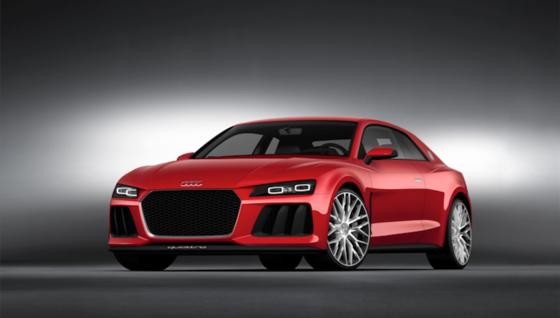 Bislang kommt das Laserlicht nur im Showcar des Audi Sport quattro zum Einsatz. Zwar scheint die Serienproduktion beschlossene Sache. Doch der Zeitpunkt steht noch nicht fest.