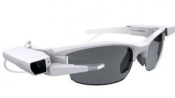 Technisch gesehen unterscheidet sich Sonys Datenbrille kaum von Google Glass.
