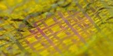 Besonders dünne und flexible Elektronikmembrane für smarte Kontaktlinsen