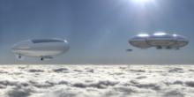 Menschen könnten auf der Venus in Luftschiffen leben