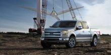 Ford enthüllt neuen Pick-up-Truck aus Aluminium