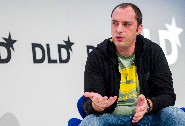 Jan Komm, Gründer und Betreiber des Messaging-Dienstes WhatsApp, will so wenig wie möglich über seine Nutzer wissen. Internet-Nutzer hätten ein Recht auf Privatsphäre, sagte er auf der Internet-Konferenz DLD in München.