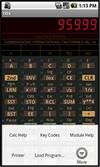 Taschenrechner App TI-58C/59 Calculator Emulator
