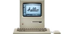 Apple präsentierte vor 30 Jahren den ersten Macintosh