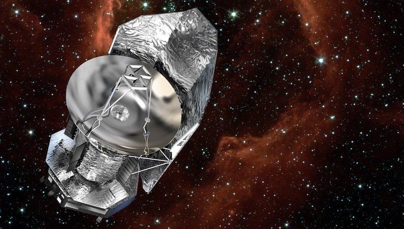 Das Weltraumteleskop Herschel der Europäischen Weltraumorganisation ESA beobachtet im Infrarotbereich. Es eignet sich bei der Suche, da Wasserdampf infrarote Strahlung absorbiert.