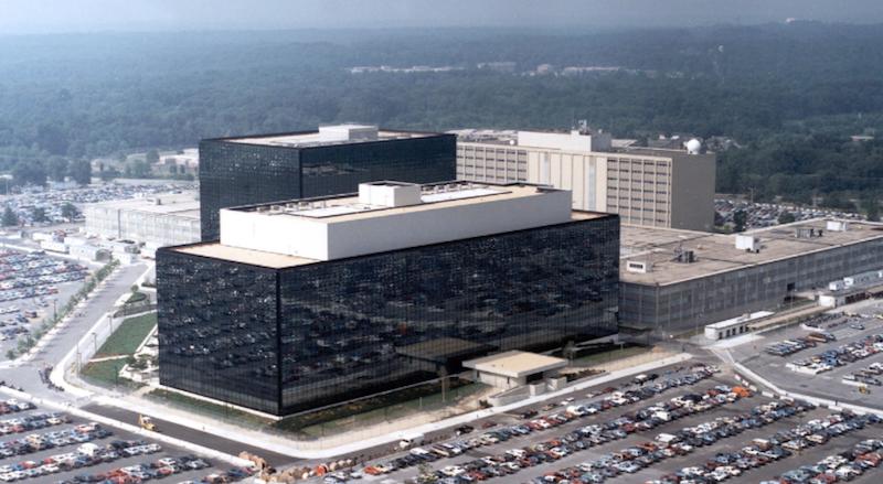 Das Hauptquartier des Geheimdienstes National Security Agency (NSA) in Fort Meade, Maryland, USA. Mit Prism verfügt die NSA über eine gigantische Überwachungsmaschinerie.