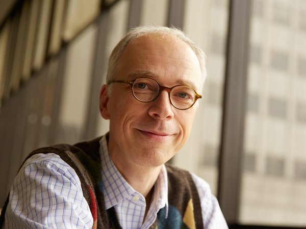 Biochemiker und Molekularbiologe Thomas Tuschl.