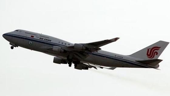 Eine Boeing-Maschine von Etihad Airways absolvierte erfolgreich einen 45-minütigen Testflug mit einer Mischung aus Pflanzensprit und Kerosin im Tank.