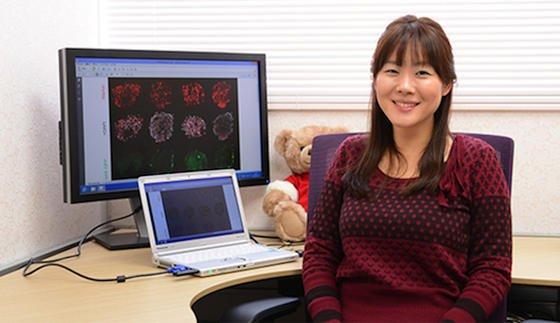Haruko Obokata: Die junge Wissenschaftlerinvom Riken Center for Developmental Biology im japanischen Kobe hätte ihre Idee beinahe aufgegeben, Zellen mit Hilfe eines einfachen Säurebads zu verjüngen.