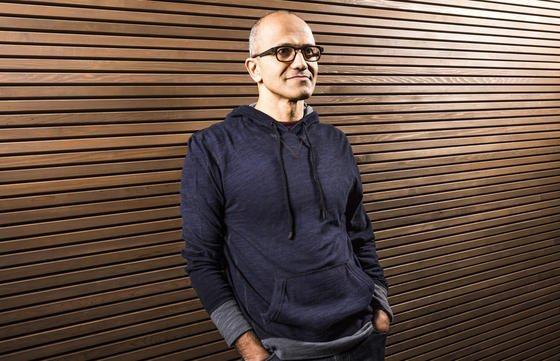 Der neue Microsoft-CEO Satya Nadella: Der indische Ingenieur gilt als Teamplayer und ist seit 22 Jahren im Konzern. Er hat unter anderem die Suchmaschine Bing mitentwickelt.