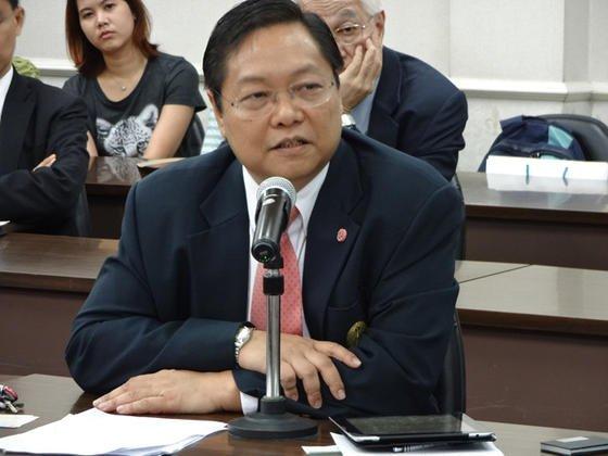 Der thailändische Ökonom Prof. Chayodom Sabhasri: Die EU ist kein Vorbild mehr für die Asean-Staaten.