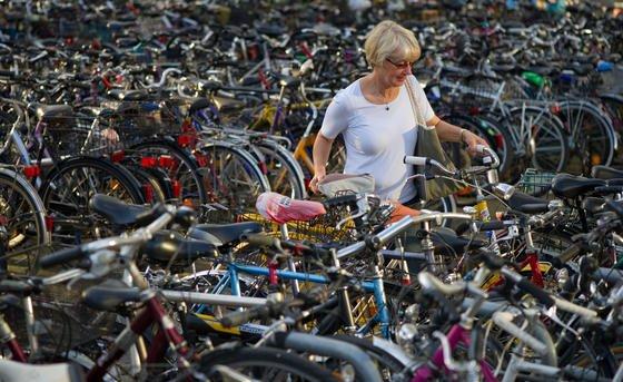 Radfahren liegt voll im Trend: 65 Prozent der Deutschen wollen im Jahr 2014 verstärkt mit dem Rad fahren.