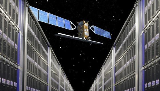 Erst im letzten Monat wurde Sentinel-1A gestartet, der erste Satellit des europäischen Erdbeobachtungsprogrammes Copernicus. An der TU Wien wird intensiv mit dessen Daten gearbeitet. Zum Einsatz kommt auch der Supercomputer VSC.