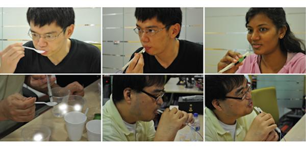 In Testreihen reagierten die Menschen sehr unterschiedlich auf die künstlich erzeugten Geschmäcker. Manche fanden die neuen Geschmäcker