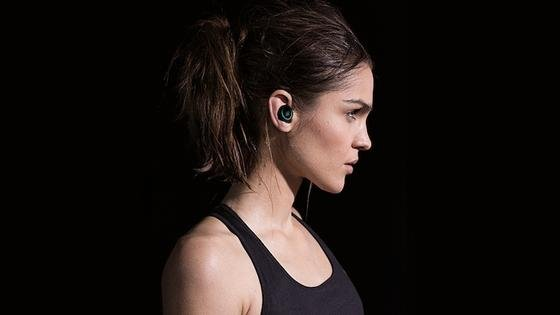 Die Fitness-Kopfhörer des Münchner Start-ups Bragi sollen ebenfalls Vitalfunktionen wie Herzfrequenz und Körpertemperatur ermitteln können. Apples Patent sei für das Crowdfunding-Projekt aber keine Gefahr, sagt Geschäftsführer Nikolay Hviid.