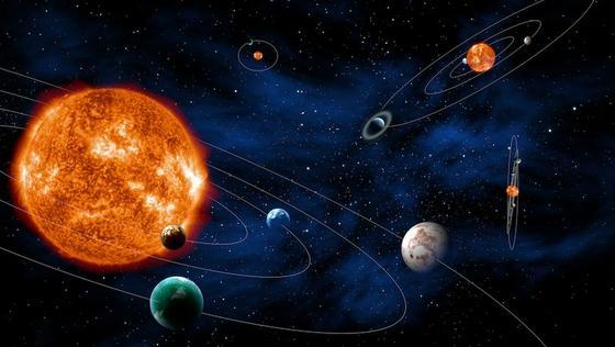 Mit 34 Kameras beobachtet die Raumsonde Plato helle Sterne und Schatten vorbeiziehender Planeten. Das System registriert auch die Schwingungen der Sterne, so dass Forscher Aufbau, Radius und Alter ermitteln können.