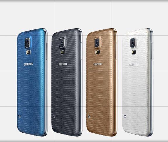 Samsungs neues Topmodell Galaxy S5 wurde gestern vorgestellt. Es ist sogar eine Zeit lang wasserdicht und funktioniert noch in einem Meter Wassertiefe.