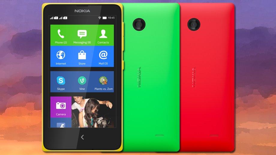 Nokia hat drei neue Smartphones vorgestellt, die zwar auf Android setzen, aber auf den ersten Blick eher an Windows Phone erinnern.