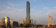 250 Meter hoher DC Tower in Wien ist eröffnet