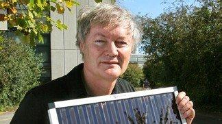 Michael Grätzel von der ETH Lausanne.