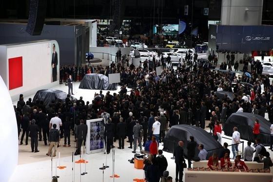 Der 84. Autosalon Genf 2014 mit 146 Welt- und Europapremieren findet vom 6. bis 16. März statt.