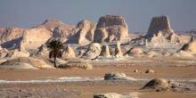 Wasserabweisender Spezialsand für Ackerbau in der Wüste