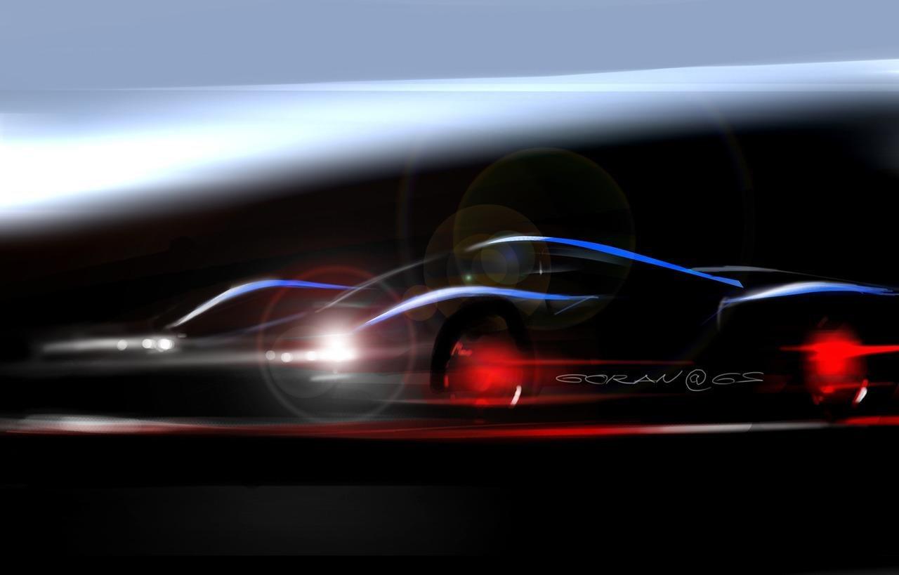 Der Investmentbanker James Glickenhaus will in Genf den Prototypen eines neuen Sportwagens mit dem Namen SCG 003 vorstellen.