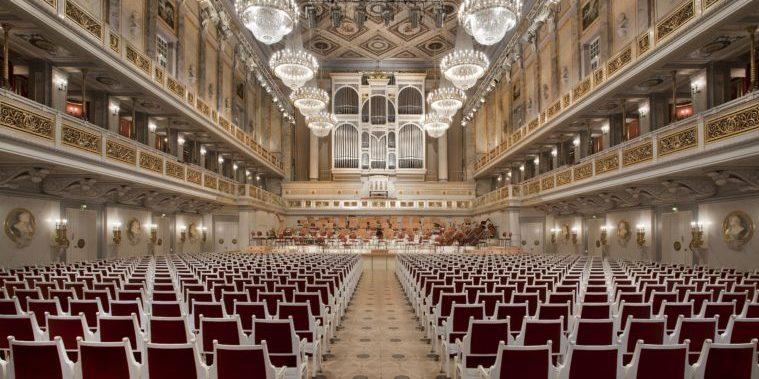 Der Große Saal im Konzerthaus Berlin.
