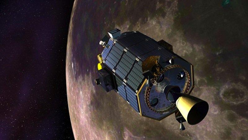 Die NASA-Sonde Ladee befindet sich bereits seit Oktober 2013 in der Umlaufbahn des Mondes.