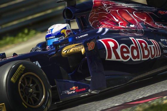 Der STR9 des italienischen Formel-1-Rennstalls Toro Rosso: Das Team nutzt ein3D-Inspektionssystem des Braunschweiger UnternehmensAicon, umneue Bauteile mit dem Aicon-System zu digitalisieren, um Qualitätskontrollen und Produktentwicklung zu beschleunigen.
