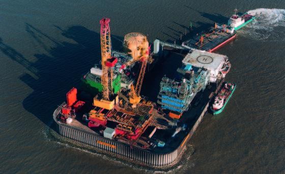 Die RWE-Tochter Dea fördert Gas und Öl für den Energiekonzern – unter anderem im schleswig-holsteinischen Mittelplate.