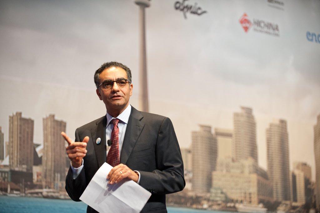 ICANN-Präsident Fadi Chehadé.