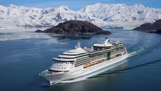 Passagiere der Quantum of the Seas können spektakuläre Ausblicke jetzt auch in ihren fensterlosen Kabinen genießen. Die Displays gleichen sogar die Schiffsschwankungen aus und helfen somit gegen Seekrankheit.