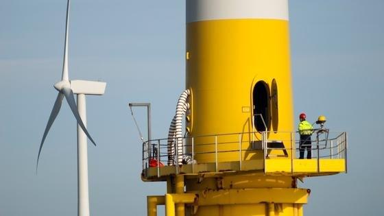 Die Windenergiebranche konnte sich über Zuwachs freuen: Die Zahl der Beschäftigten ist laut Studie um 16.000 auf 137.800 gestiegen. Gleichzeitig ist es den deutschen Unternehmen gelungen, ihre Exporterfolge aufrechtzuerhalten.