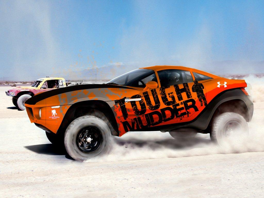 Auch der Rallye Fighter wurde vor zwei Jahren per 3D-Druck hergestellt. Dafür brauchten die Ingenieure von Local Motors sechs Tage.