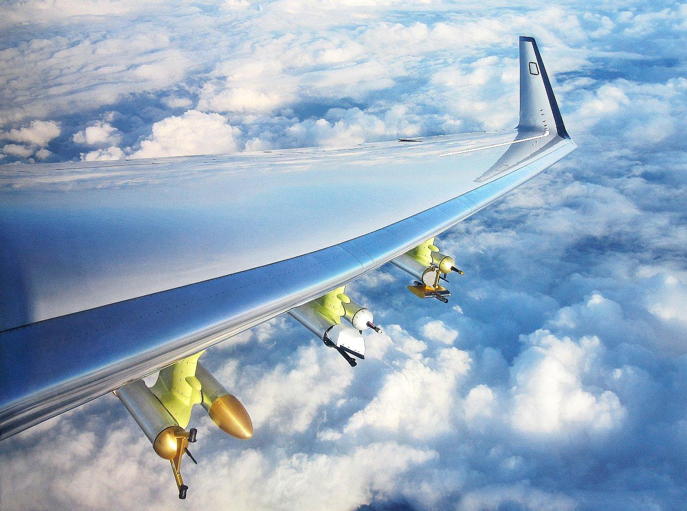 Halo fliegt mit einer der modernsten Wolken-Instrumentierungen weltweit. In den sogenannten