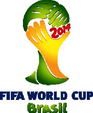 Logo Fußball-WM 2014.