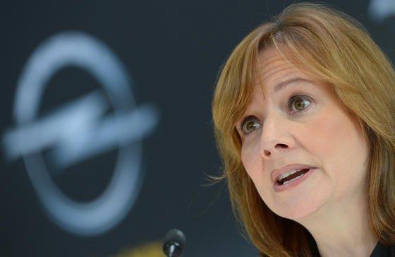 Die neue GM-Chefin Mary Barra muss eine der größten Rückrufaktionen der Auto-Geschichte bewältigen.