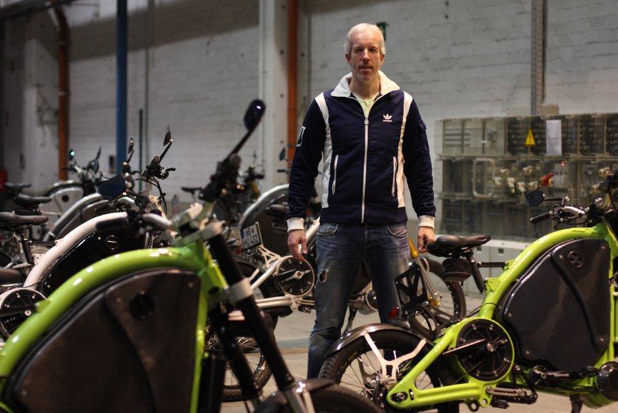 Der Erfinder des Erockits ist der gebürtige Österreicher und heutige Berliner Stefan Gulas.