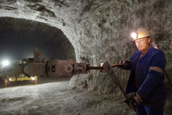 Europa nimmt bei wolfram produktion wieder fahrt auf for Ingenieur bergbau