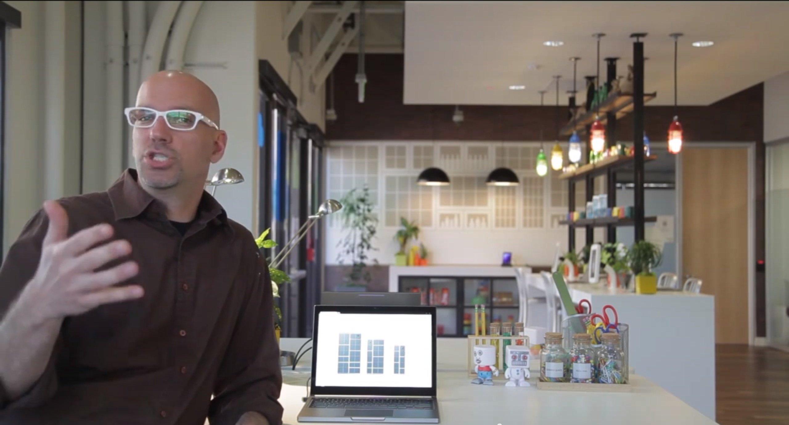 Google-Entwickler erläutert das Modulsystem des Smartphones Ara: Kunden sollen sich ihr Smartphone ganz nach eigenen Vorlieben zusammenstellen können.