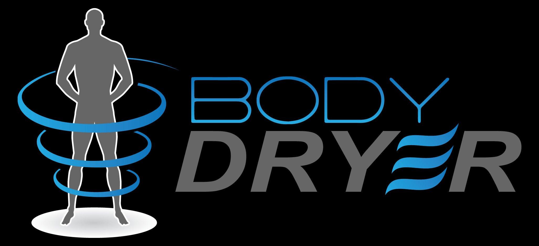 Logo Body Dryer.