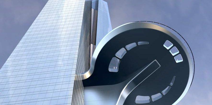 Kingdom Tower wird mit 1007 Metern höchstes Gebäude der Welt