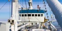 Hamburger Wissenschaftler vermessen gefährliches dünnes Eis in der Arktis